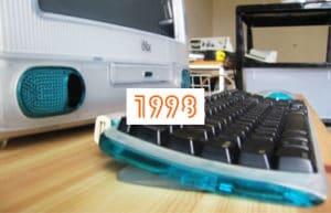 1998 : Bureau de design