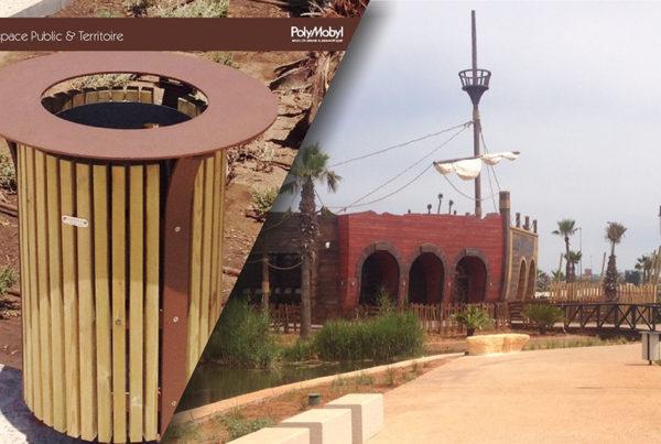 Parc de Sindibad (Casablanca, Maroc)
