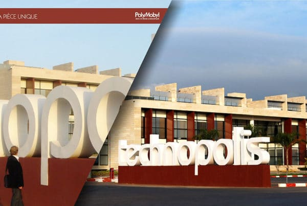 Technopolis Offshoring (Rabat, Maroc)