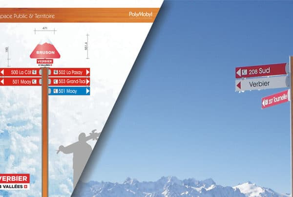 Stations de montagne Verbier (Suisse)
