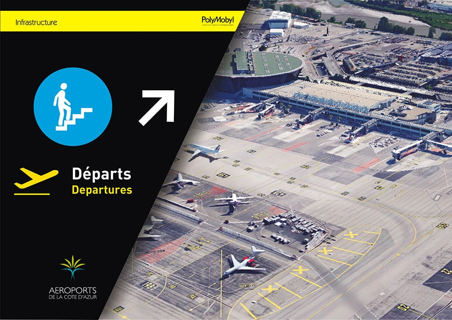 Aéroport de Nice (France)