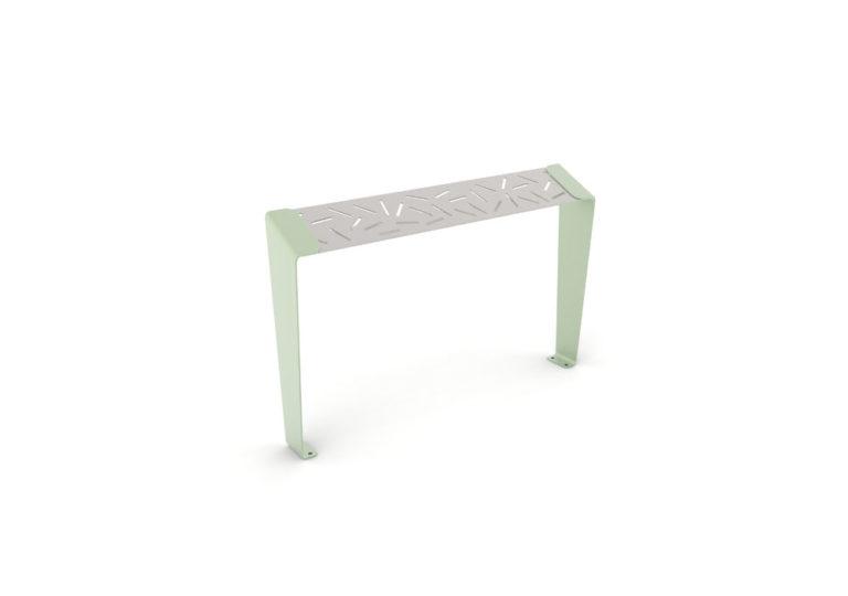 Un assis-debout LUD vert