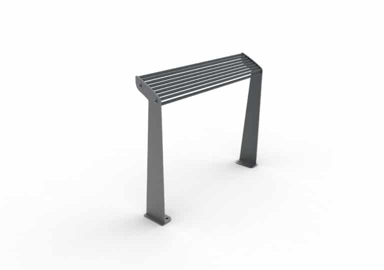Un assis-debout TUB gris