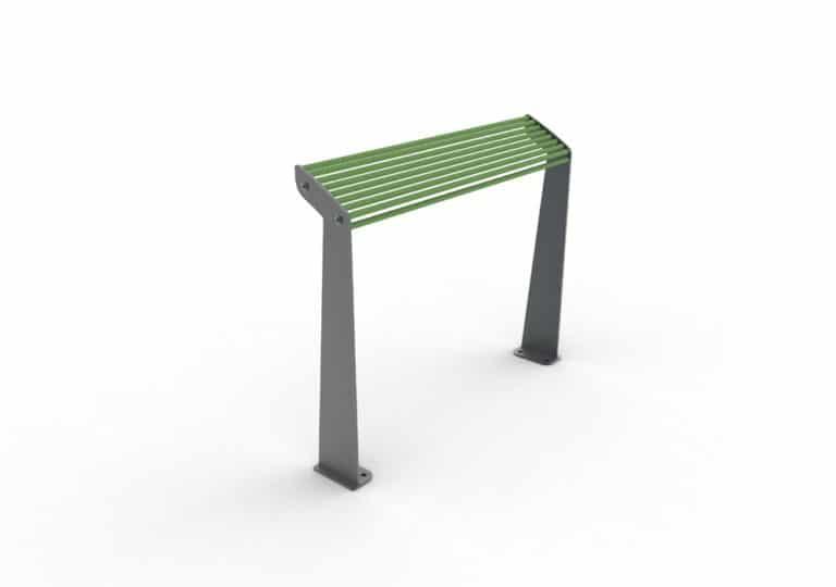 Un assis-debout TUB vert