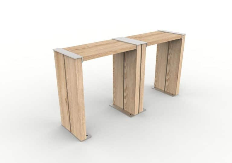 Deux tables bar NUT