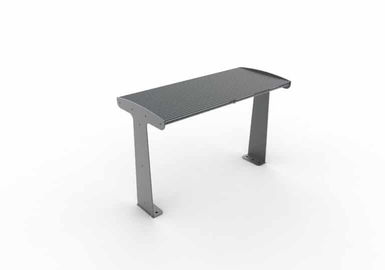 Une table TUB grise