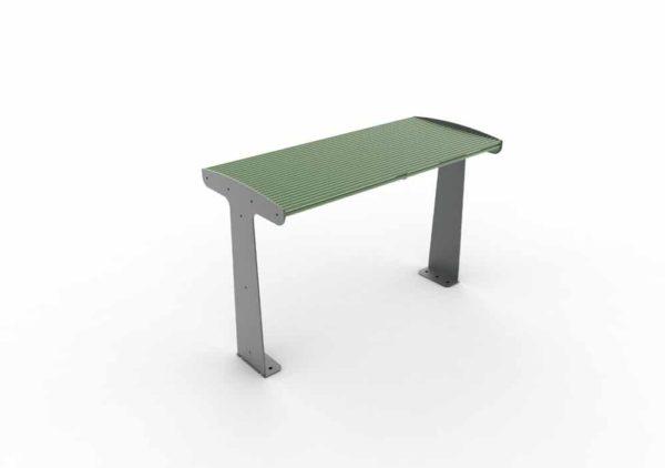 Une table TUB verte
