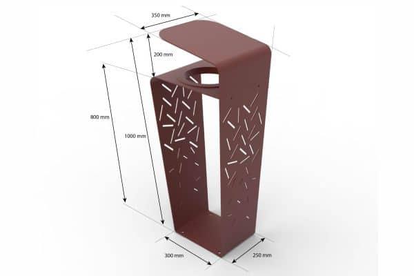 corbeille-vigipirate-lud-dimensions