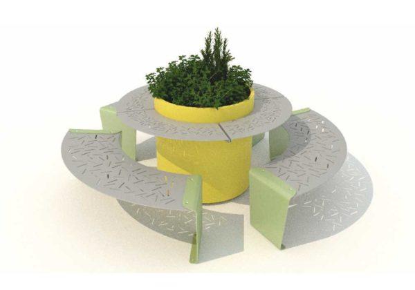 table jardinère