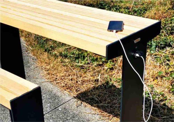 table-connectée